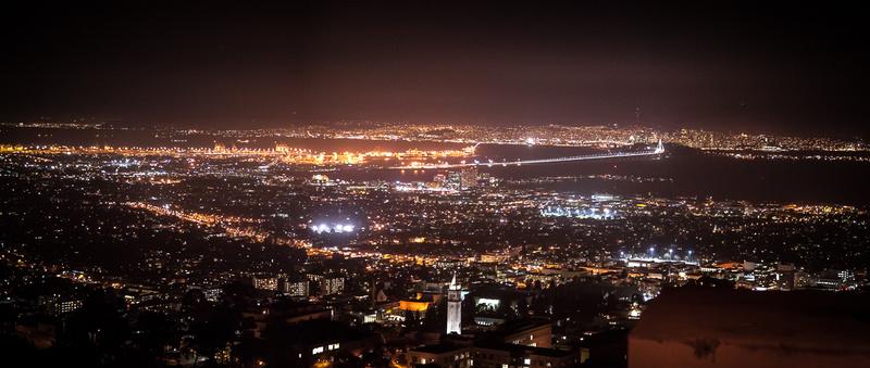 Bay Area Skyline